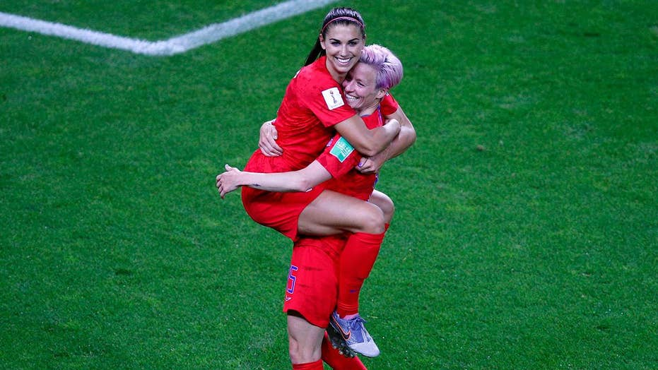 US women's soccer team faces criticism for celebrating 13-0 blowout against Thailand in World Cup