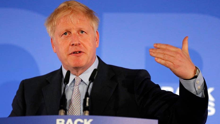بوریس جانسون رسما پیشنهاد خود را برای تبدیل شدن به نخست وزیر بعدی بریتانیا آغاز می کند