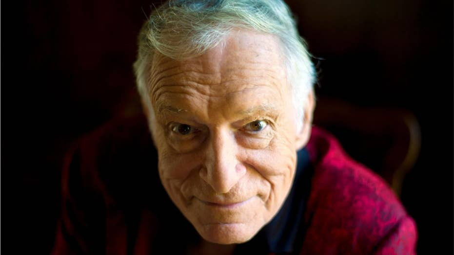 Playboy founder Hugh Hefner's FBI file released