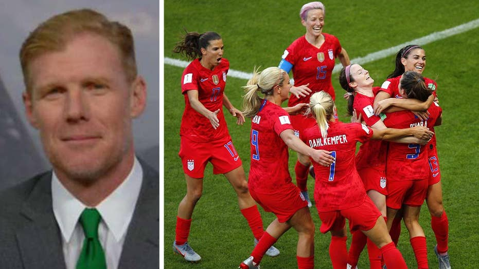 d690d44ae7 Alexi Lalas: US women's national soccer team players deserve as much ...