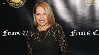 Katie Couric shares own cancer heartbreak, urges support for caregivers