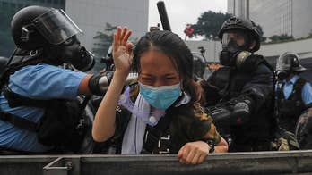 Hong Kong suspends meetings over extradition law that sparked violent protests