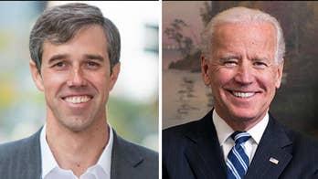 Beto O'Rourke attacks 2020 Democratic presidential frontrunner Joe Biden