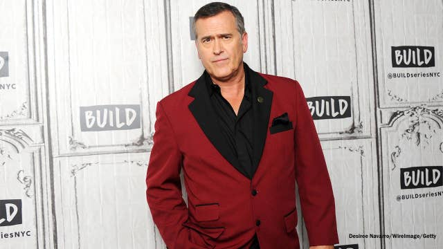 Bruce Campbell says it feels good to retire as Ash from 'Evil Dead'