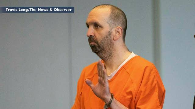 North Carolina man pleads guilty to killing 3 Muslim students