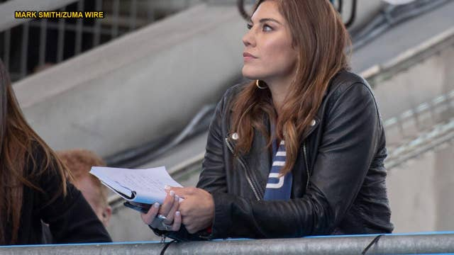 Hope Solo adds to US women's soccer celebration controversy over Thailand win