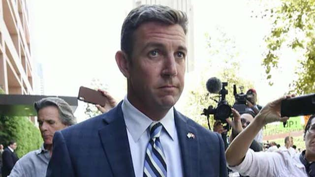 Wife of Congressman Duncan Hunter takes plea deal, agrees to testify against her husband