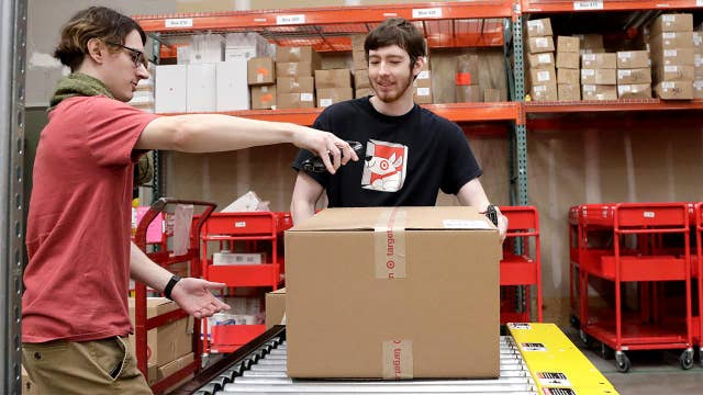 Target expands their same-day delivery service