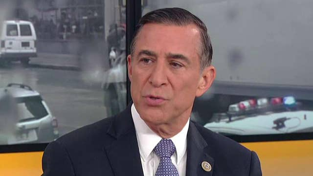 Issa: Every candidate would love opposition research