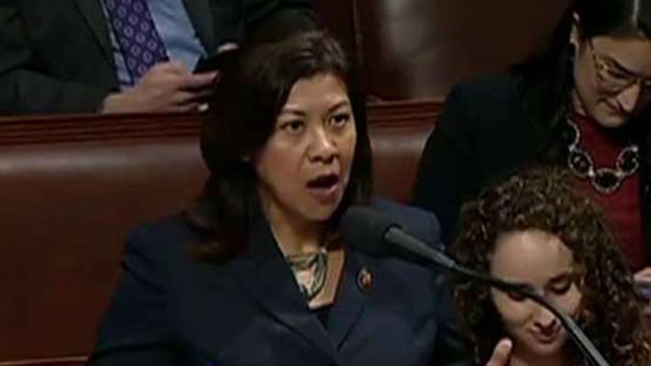 California congresswoman calls male colleagues 'sex-starved' over pro-life stances