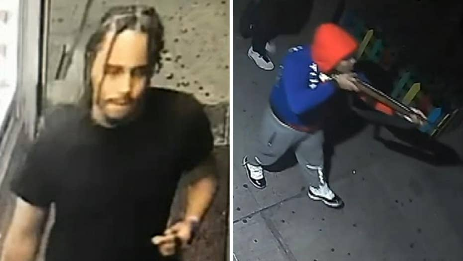 NYPD shares video of suspect they claim shot and killed an innocent bystander