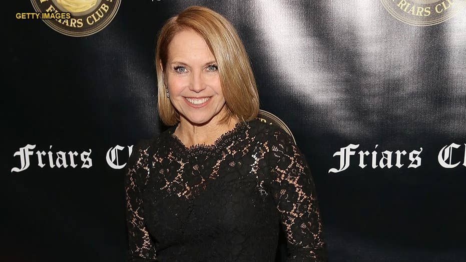 Katie Couric shares possess cancer heartbreak, urges support for caregivers