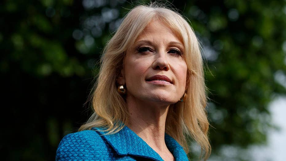 Government watchdog says Kellyanne Conway should be removed from federal office for Hatch Act violations
