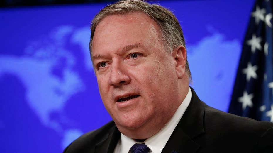 Pompeo: Unprovoked attacks on oil tankers present clear threat to international security