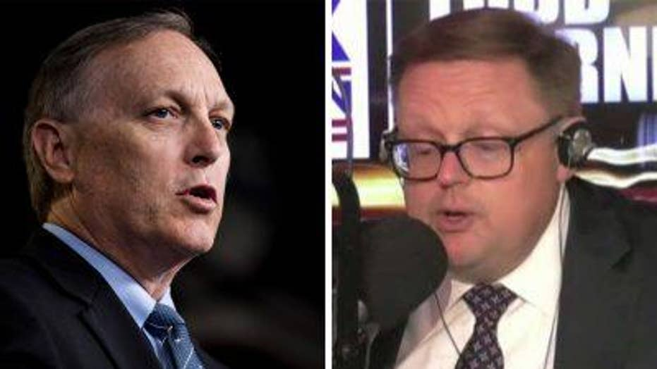 Starnes and Andy Biggs on Marcia Fudge