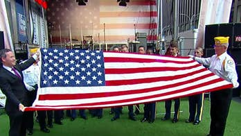 Flag Day: How to properly fold the American Flag