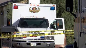 Accidental shooting leads to discovery of pipe bombs in quiet Arizona neighborhood