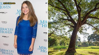 Girl claims she went to heaven after tree fall, cured of chronic illness
