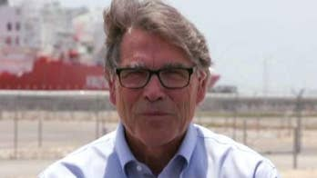 Rick Perry: Iran continues to be a bad neighbor