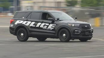 Ford's new high-tech, high-performance Police Interceptor Utility
