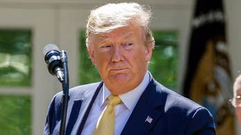 President Trump clarifies remarks on foreign opposition research