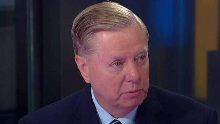 Sen. Graham pushes for asylum law change to stem border crisis