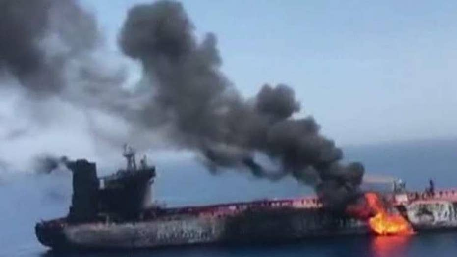 23 crew members from oil tanker attack believed to be detained by Iran