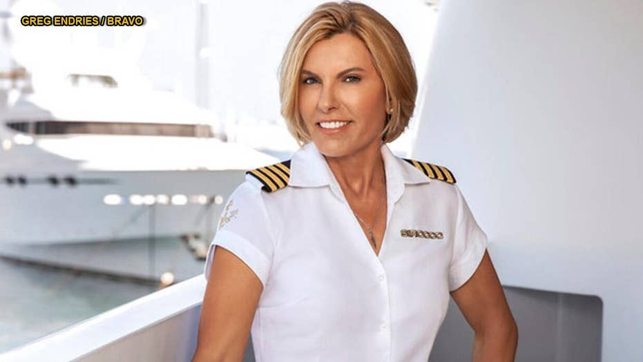 Captain Sandy Yawn on finding love and Season 4 of 'Below Deck Mediterranean'