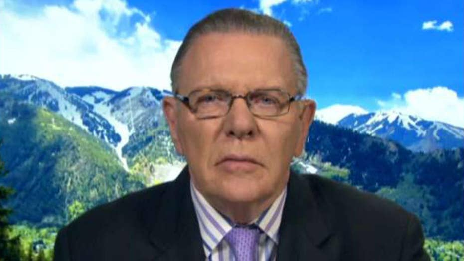 Jack Keane: Iran does not want to go to war with the United States