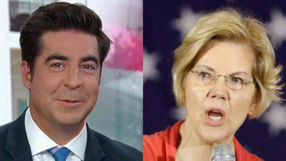 Jesse Watters on Democratic debate lineups
