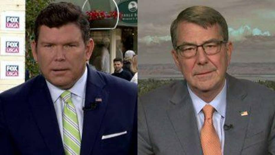 Ash Carter on Iran sanctions, oil tanker incident