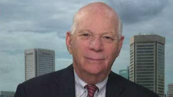 Sen. Ben Cardin on potential US action against Iran, violent protests in Hong Kong