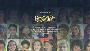 Kidspirit: For and by young people