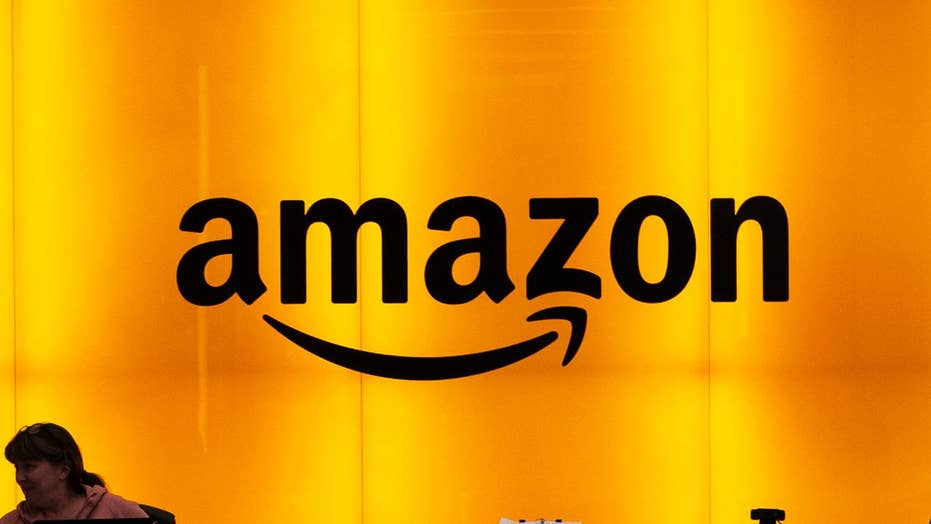 Amazon is a finalist for $10 billion Department of Defense contract