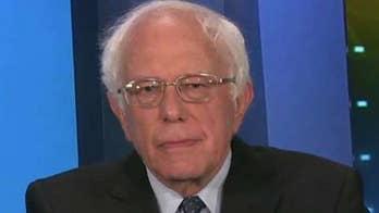 Sen. Bernie Sanders says employer-sponsored insurance would end under his plan