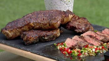 Serving up the perfect Father's Day steak