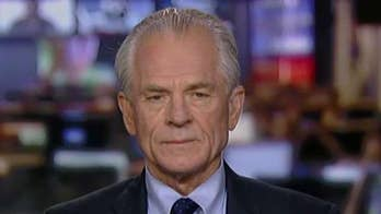 Peter Navarro says Americans do not want a conveyor belt of migrants coming into the US