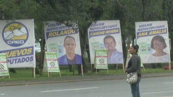 Guatemalans vote for their next president amid tensions