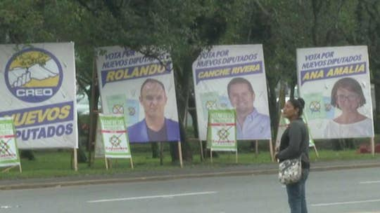 Guatemalans choose new president as many journey to US for better life