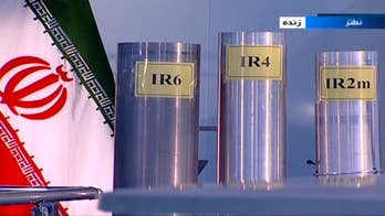 Iran threatens uranium stockpile increase within days
