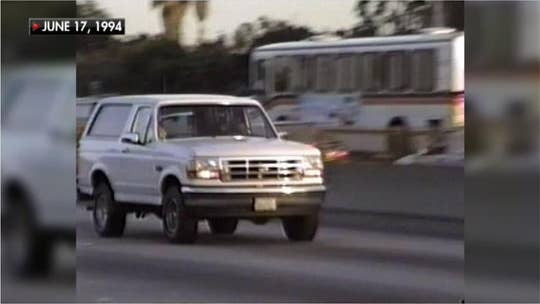 25 years later, where is the O.J. Simpson chase Bronco?