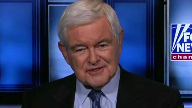 Newt Gingrich says it's 'virtually impossible' that Obama didn't know about the Trump-Russia investigation