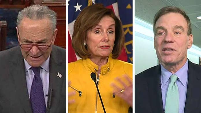Steve Hilton: Forget Trump, Democrat hypocrites are corrupted by foreign lobbying and cash