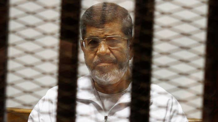 Ex-Egyptian President Mohammed Morsi was murdered, Turkey's Erdogan claims
