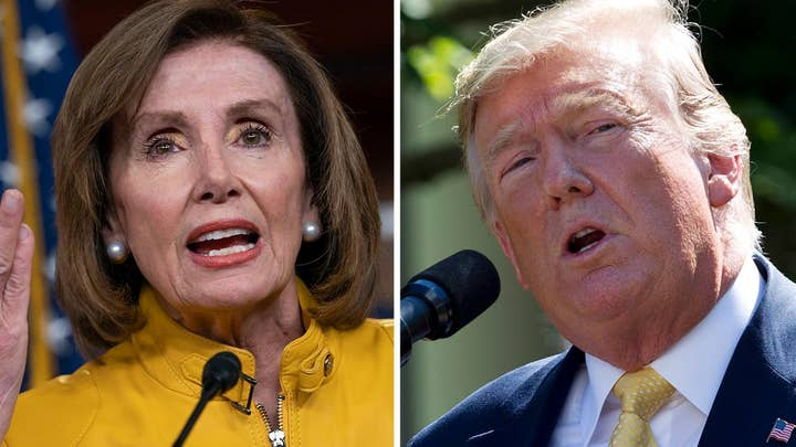 The left continues focus on impeachment