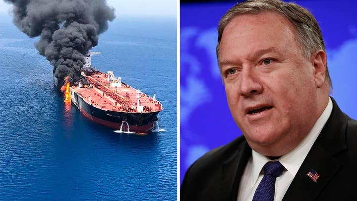 US preparing to release more intelligence to show Iran was behind oil tanker attacks