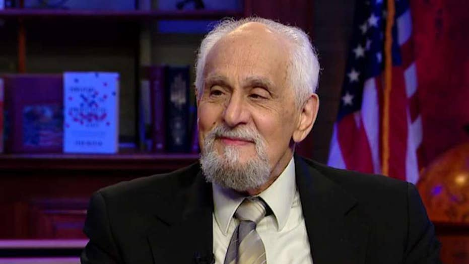 'Swamp' expert John Marini on exposing the growing influence of the 'administrative state'