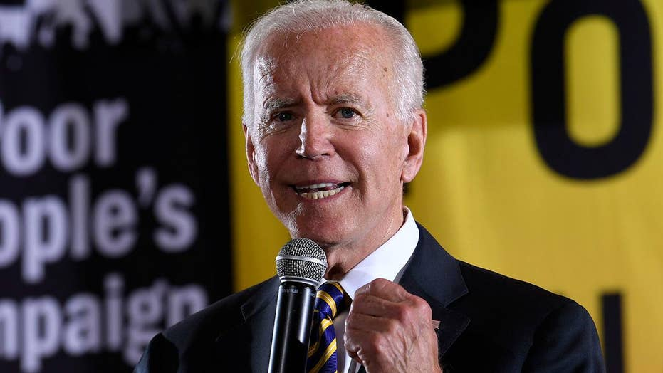 Joe Biden says he could defeat Trump in Georgia, South Carolina, North Carolina, Texas and Florida
