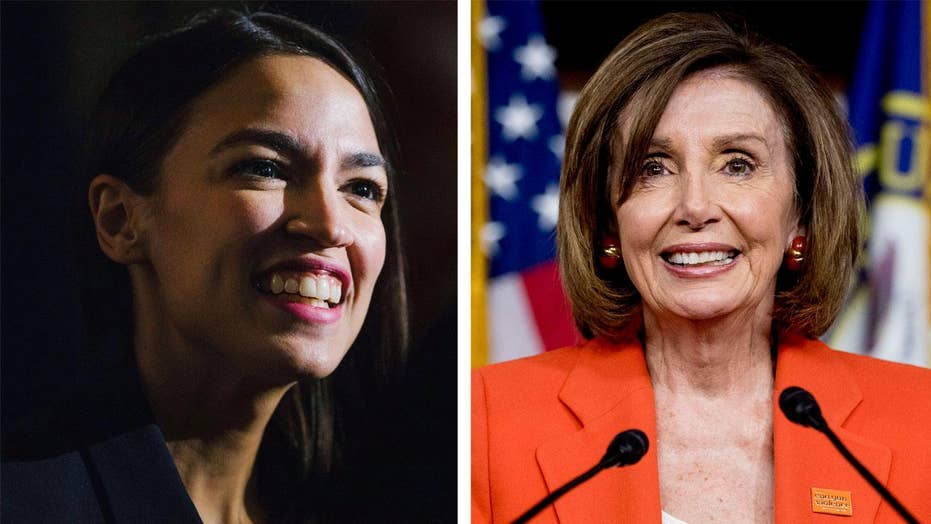 Democrat divide on full display as Trump impeachment battle continues