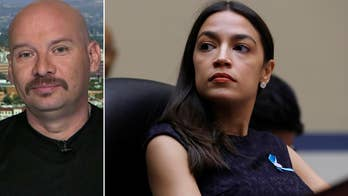 National Border Patrol Council slams 'disgusting' remark by Ocasio-Cortez on border 'concentration camps'